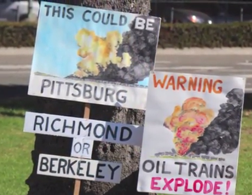 Third Global Frackdown Comes to Oakland, California